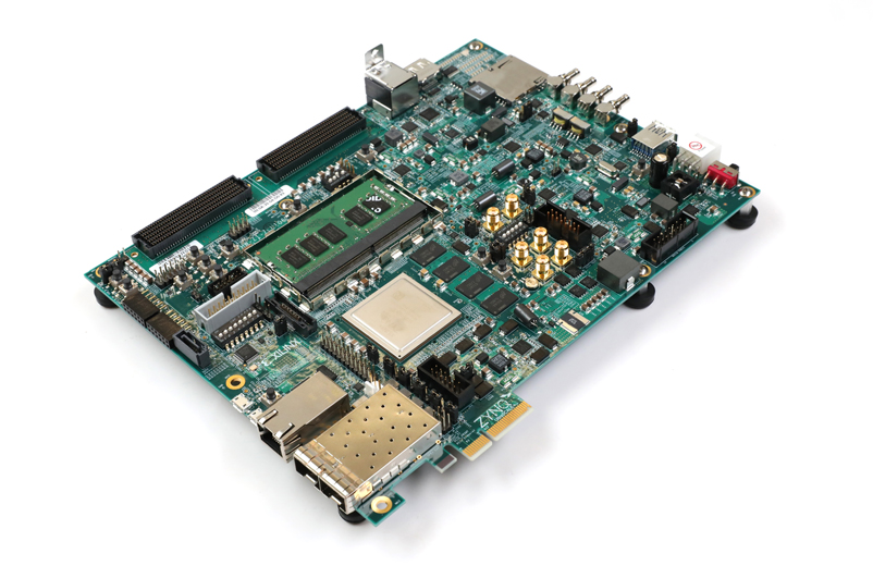Xilinx Zynq UltraScale+ MPSoC ZCU106 Evaluation Kit